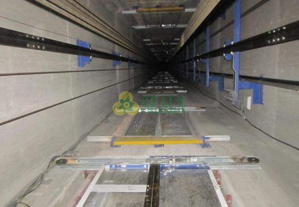 导轨油可应用于电梯导轨系统