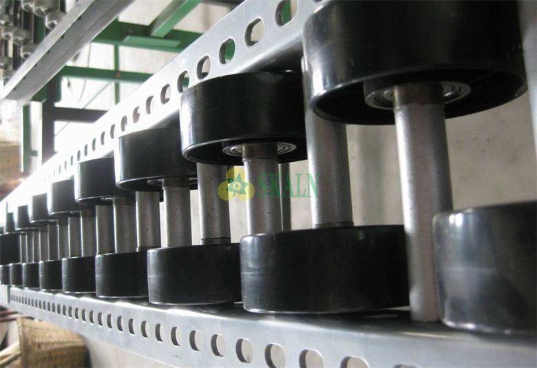 导轨油可应用于工业滑道导轨